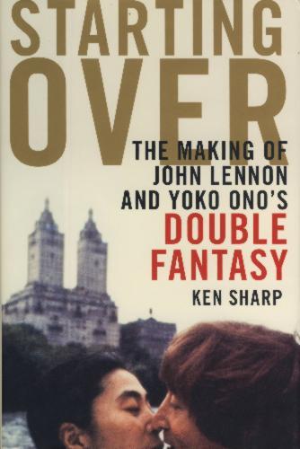 JOHN LENNON: Gebundenes Buch STARTING OVER