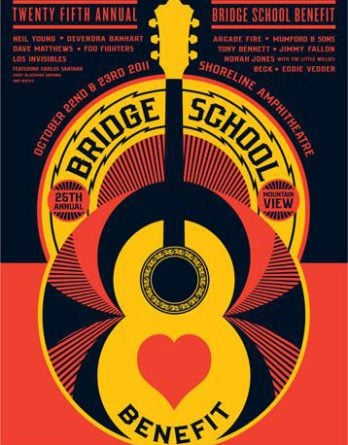 3er DVD THE BRIDGE SCHOOL CONCERTS