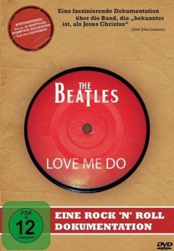 DVD THE BEATLES LOVE ME DO