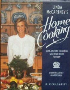 gebrauchtes Buch LINDA McCARTNEY'S HOME COOKING