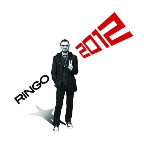 RINGO STARR: SHM-CD RINGO 2012
