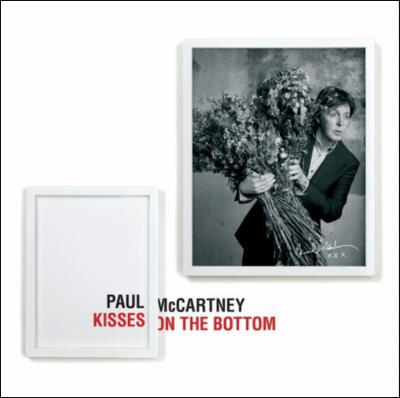 PAUL McCARTNEY: Doppel-LP KISSES ON THE BOTTOM