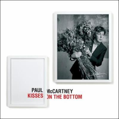 PAUL McCARTNEY: CD KISSES ON THE BOTTOM