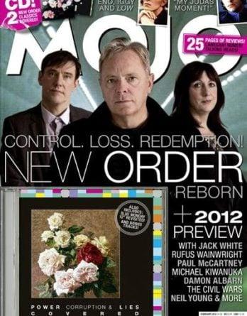 Musikmagazin MOJO 2012/02 mit CD