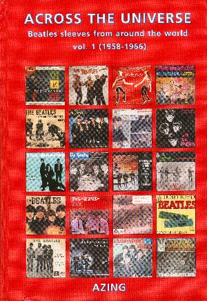 BEATLES: Buch ACROSS THE UNIVERSE VOL.1