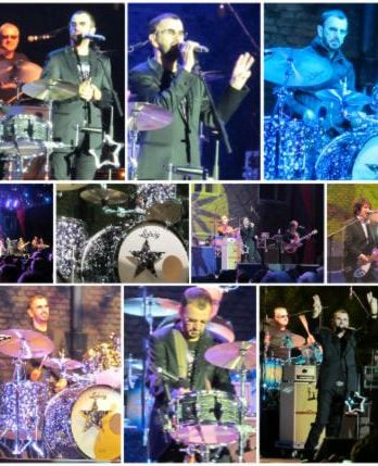 10 Fotos RINGO STARR IN LONDON
