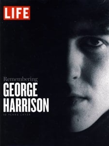 Hardcover-Buch REMEMBERING GEORGE HARRISON