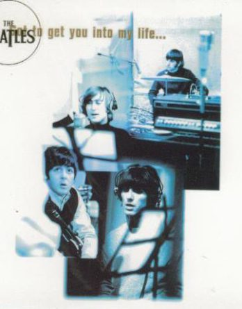 BEATLES-Grußkarte B-09: GOT TO GET YOU INTO MY LIFE