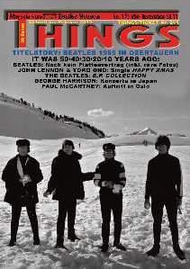 BEATLES: Fan-Magazin THINGS 199
