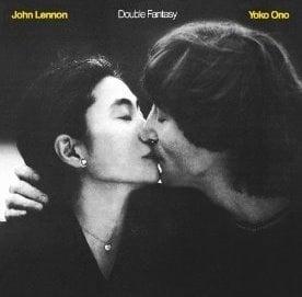 JOHN LENNON: gebrauchte LP DOUBLE FANTASY