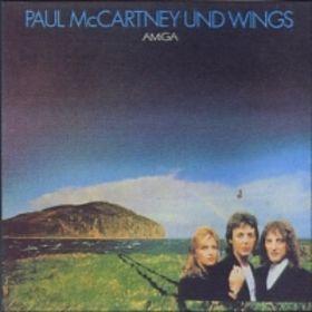 gebrauchte LP PAUL McCARTNEY UND WINGS