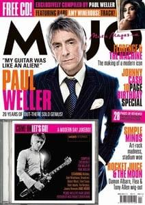 Musikmagazin MOJO 2012/04 mit CD
