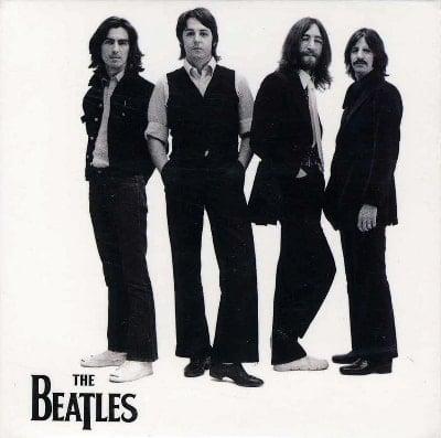 BEATLES-Magnet BEATLES PHOTO SESSION APRIL 9TH 1969