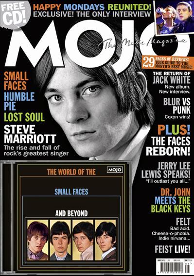 Musikmagazin MOJO 2012/05 mit CD