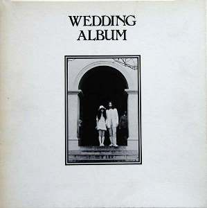 JOHN LENNON: 8 Track Cartridge Box WEDDING ALBUM