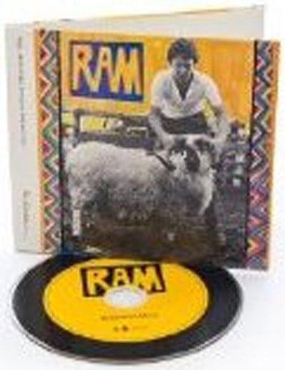CD (digipack) RAM - PAUL McCARTNEY ARCHIVE COLECTION