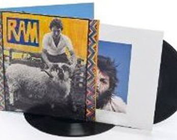 DOPPEL-STEREO-LP RAM - PAUL McCARTNEY ARCHIVE COLECTION