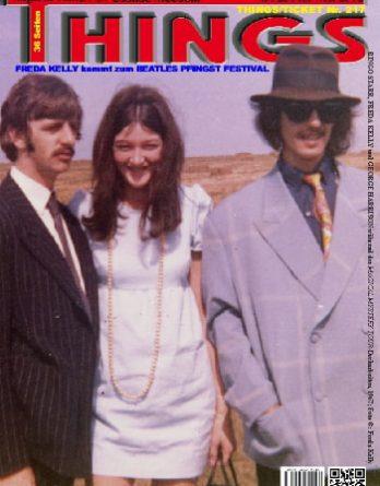 BEATLES: Fan-Magazin THINGS 1204
