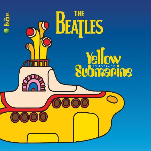 BEATLES: CD YELLOW SUBMARINE SONGTRACK 2012