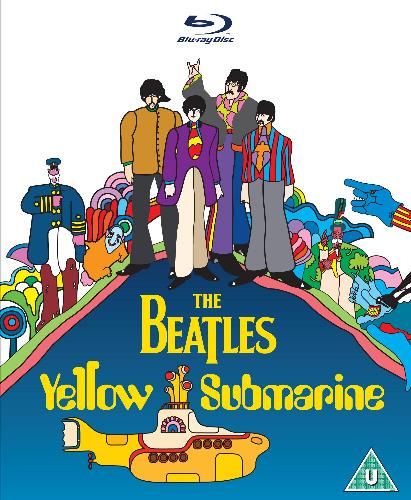 BEATLES: Blu-ray YELLOW SUBMARINE  2012