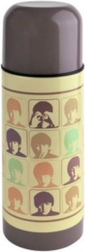 BEATLES: Thermosflasche A HARD DAY'S NIGHT