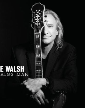 JOE WALSH (mit RINGO STARR): LP ANALOG MAN