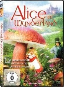 DVD ALICE IM WUNDERLAND
