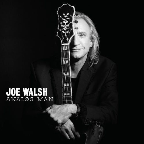 JOE WALSH (mit RINGO STARR): CD + DVD ANALOG MAN