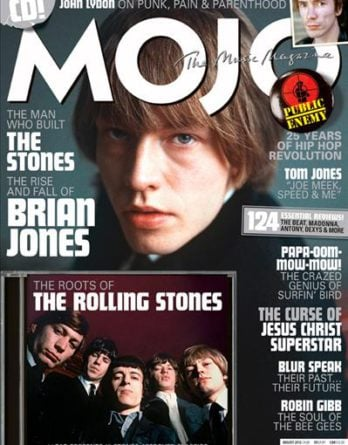 Musikmagazin MOJO 2012/08 mit CD