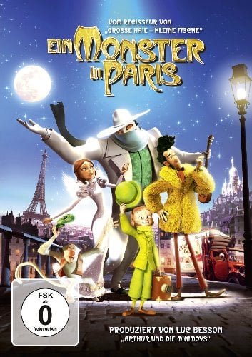 SEAN LENNON: DVD EIN MONSTER IN PARIS
