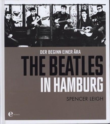 Buch BEATLES IN HAMBURG - BEGINN EINER ÄRA