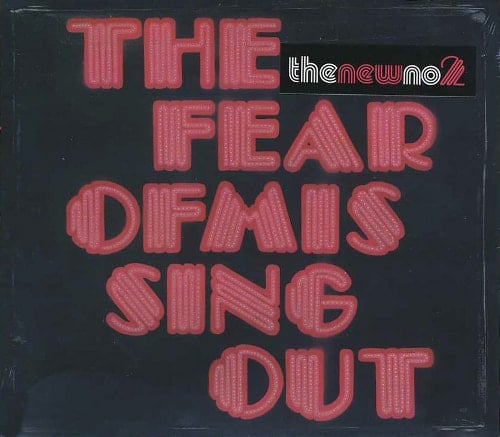 Thenewno2 LP THE FEAR OF MISSING OUT