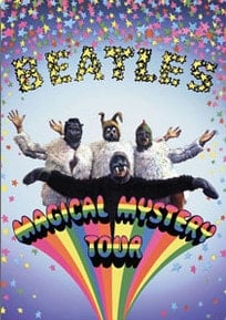 BEATLES DVD MAGICAL MYSTERY TOUR 2012