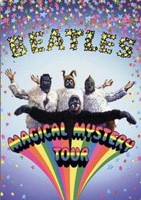 BEATLES DVD MAGICAL MYSTERY TOUR 2012