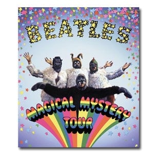 BEATLES Blu-ray MAGICAL MYSTERY TOUR 2012