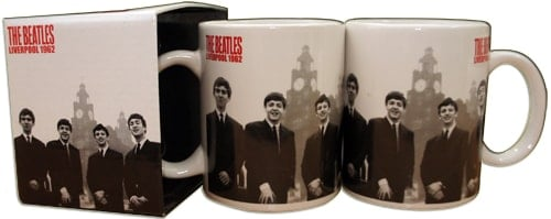 Kaffeebecher BEATLES IN LIVERPOOL 1962