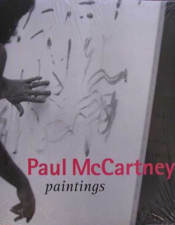 Deutsches Buch PAUL McCARTNEY PAINTINGS