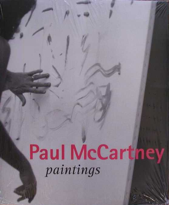 Deutsches Buch PAUL McCARTNEY PAINTINGS