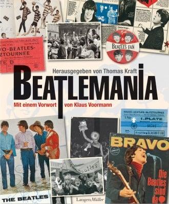 BEATLES: Buch BEATLEMANIA