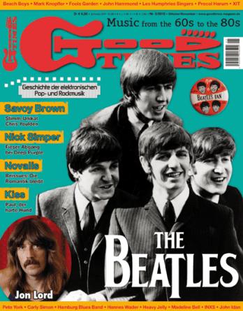 Musikzeitschrift GOOD TIMES 2012/05
