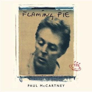 PAUL McCARTNEY: CD FLAMING PIE