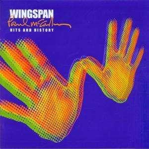 PAUL McCARTNEY: CD WINGSPAN