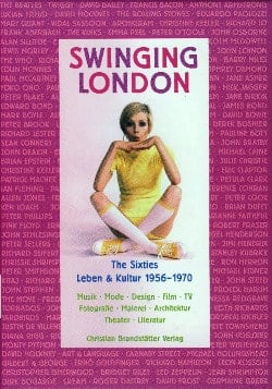 deutsches Buch SWINGING LONDON