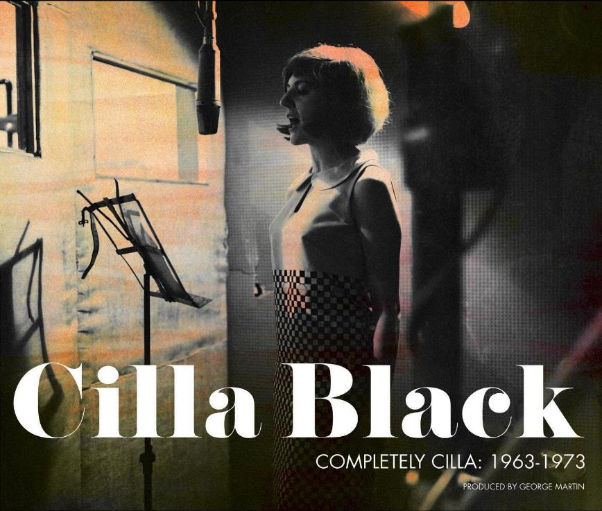5 CDs & 1 DVD COMPLETELY CILLA (1963 - 1973)