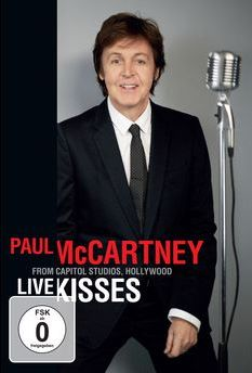 PAUL McCARTNEY: DVD LIVE KISSES