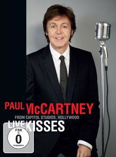 PAUL McCARTNEY: Blu-ray LIVE KISSES