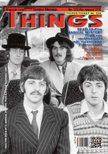 BEATLES-Heft THINGS 210