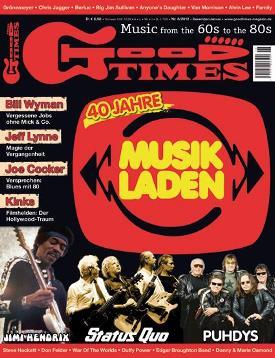 Musikzeitschrift GOOD TIMES 2012/06