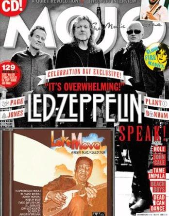 Musikmagazin MOJO 2012/12 mit CD