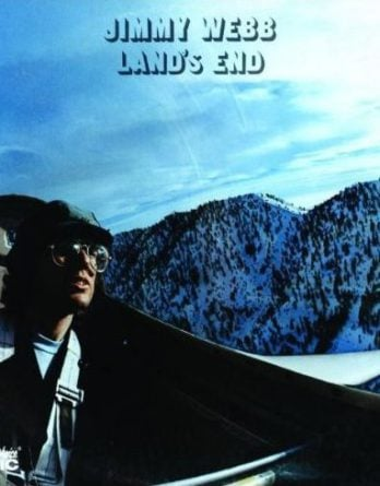 JIMMY WEBB: CD LAND'S END (mit RINGO STARR)